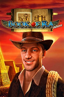 Book of Ra Deluxe spille gratis spilleautomat